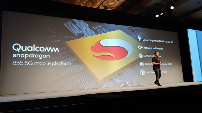 - 620924 qualcomm snapdragon 855 696x392 - Qualcomm Snapdragon 855 7nm processor with 5G support announced; Check out full features