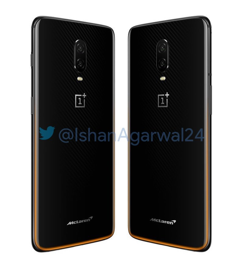 - Dtzw7RjXcAEFNT  - OnePlus 6T McLaren Edition images, specifications leaked ahead of December 12 launch