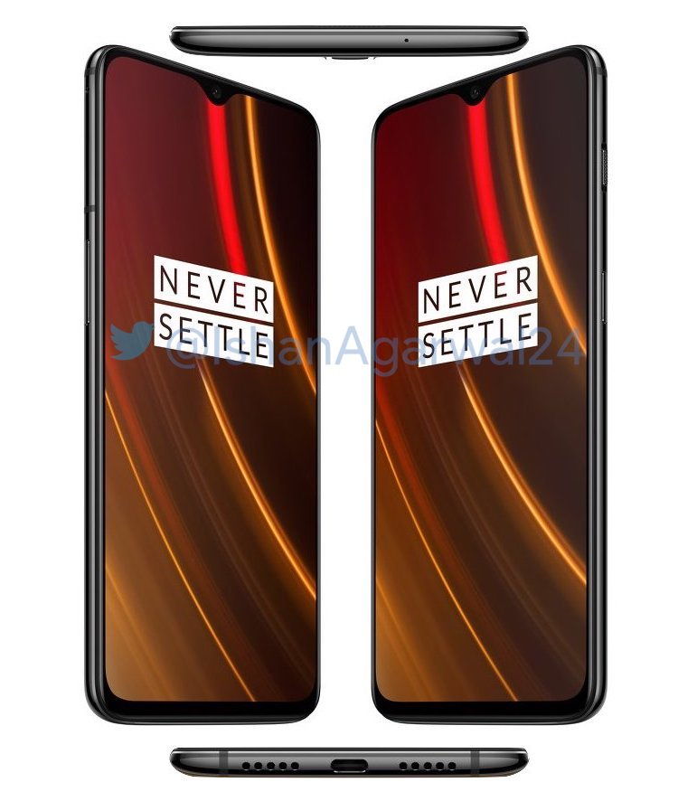 - Dtzw7RkWkAEBl2F - OnePlus 6T McLaren Edition images, specifications leaked ahead of December 12 launch
