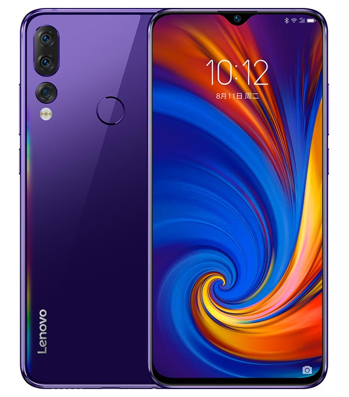 - Lenovo Z5s - Lenovo Z5s launched with waterdrop notch, triple rear cameras