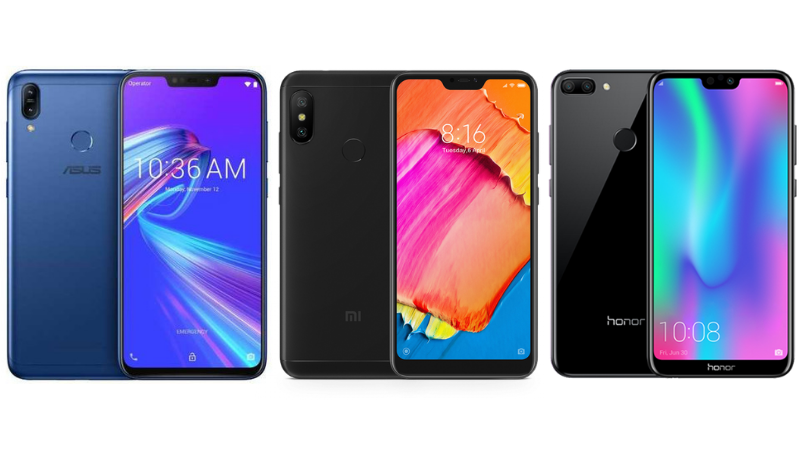 Best Phones of 2018 Under Rs 10,000