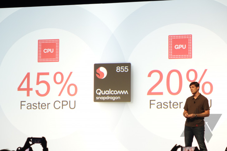 - ap resize - Qualcomm Snapdragon 855 7nm processor with 5G support announced; Check out full features