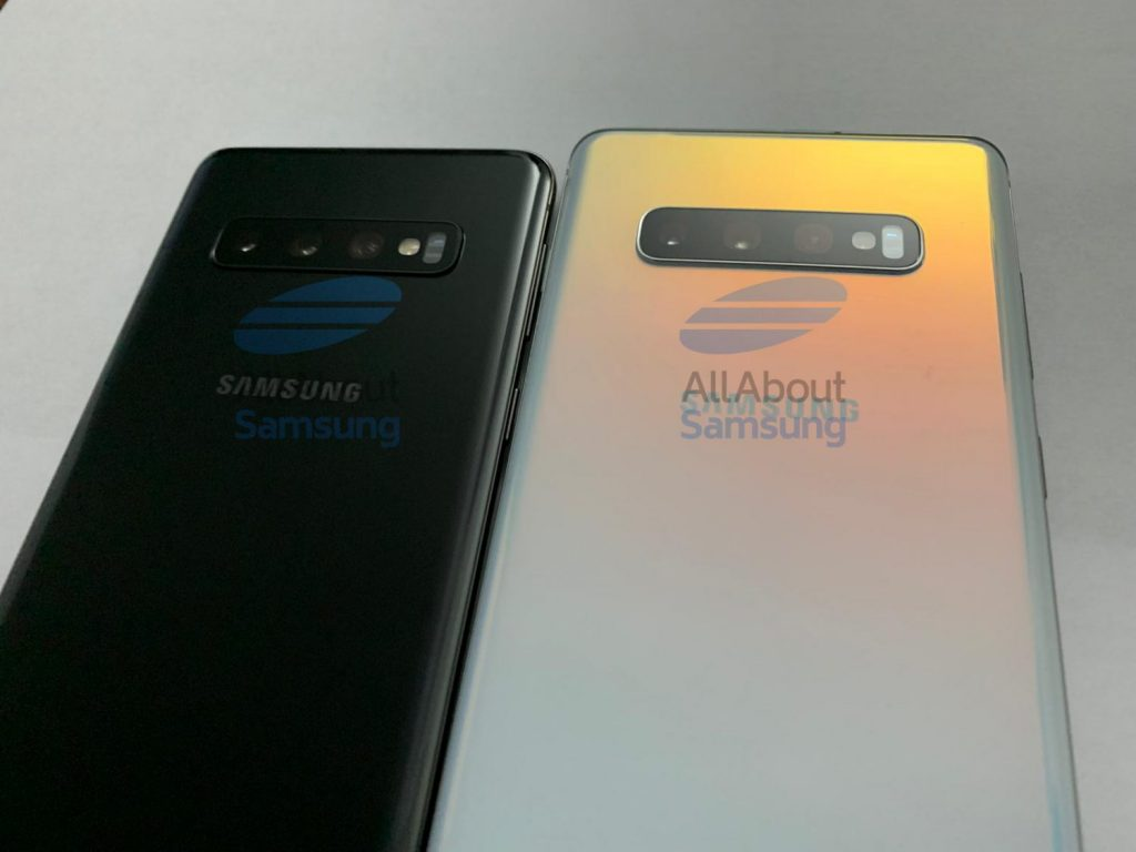 - Galaxy S10 Live Image 3 1 1500x1125 1024x768 - Samsung Galaxy S10, Galaxy S10+ live images show Infinity O display, triple rear cameras and more