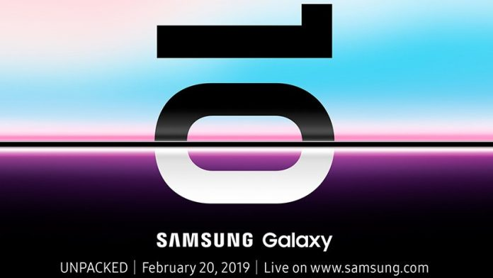 Samsung to unveil Galaxy S10 in February