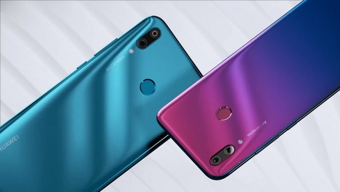 Huawei Y9 2019 with four cameras to launch in India on January 10