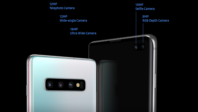 Samsung Galaxy S10 and Galaxy S10+ are now official: Price