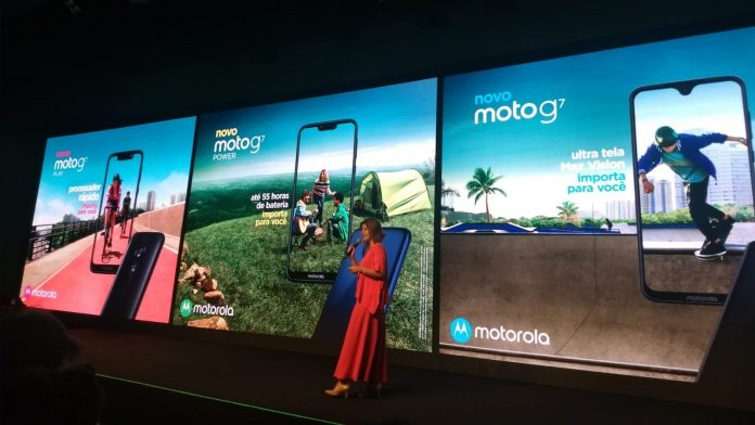 Motorola unveils four Moto G7 phones: Plus, vanilla, Power and Play