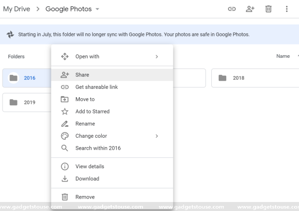 How to Transfer Files From One Google Drive Account to Another