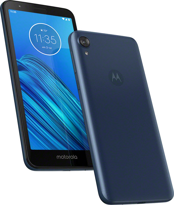 Moto E6 with 18:9 Display and Snapdragon 435 Launched: Price