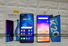 Redmi K20 vs RealmeX