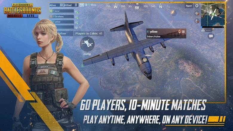 PUBG Mobile Lite Now Available for Download in India