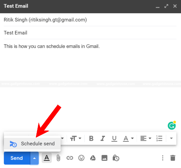 How to Schedule Emails in Gmail for Free