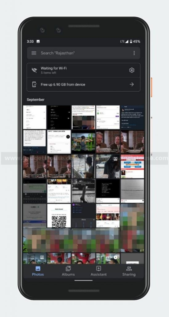 How to Enable Dark Mode in Google Photos