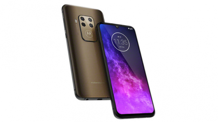 Motorola One Zoom Launched with 3X Optical Zoom and In
