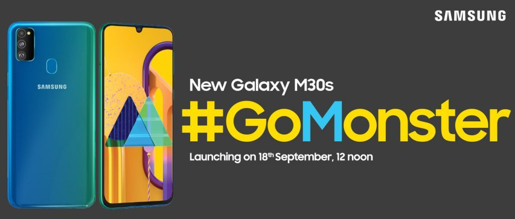 Samsung-Galaxy-M30s-India-launch-invite-1-1024x437-1024x437 Samsung Galaxy M30s India Launch: Full Specs, Value and Availability