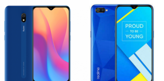 redmi 8A vs realme c2