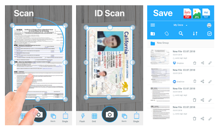 5 Best Free Alternatives to CamScanner to Keep Your