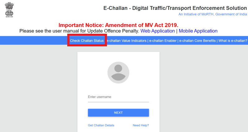 Violated traffic rule? Here's how to check and pay your e-challan online