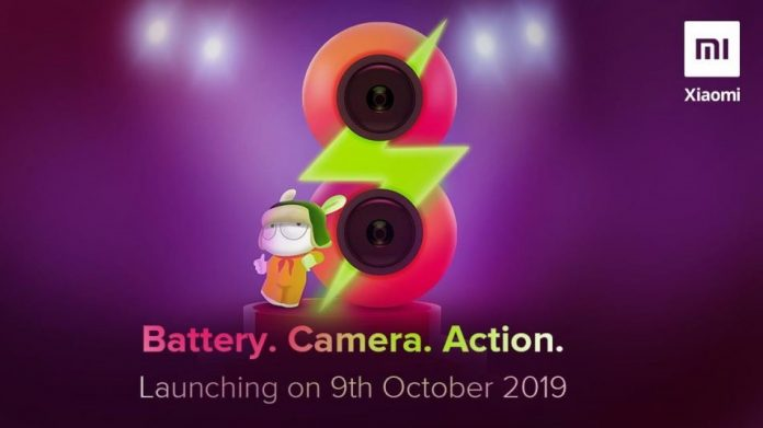 Redmi 8 India Launch
