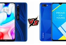 Redmi 8 Vs Realme C2