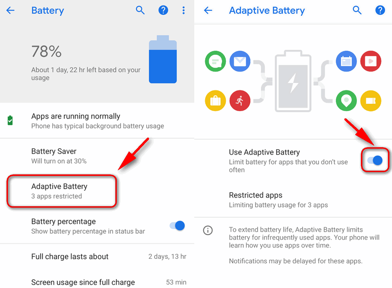 How to Increase Battery Life on Android Phone