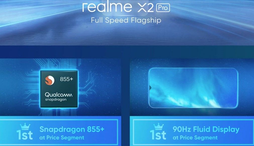 realme-X2-Pro-1024x918-1 Realme X2 Professional Confirmed with 90Hz Show, Snapdragon 855 Plus, 65W Quick Charging and Extra