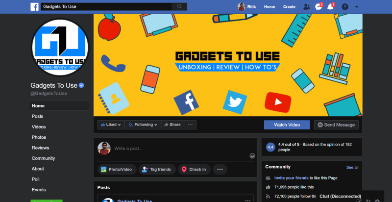 How to Enable Dark Mode in Facebook