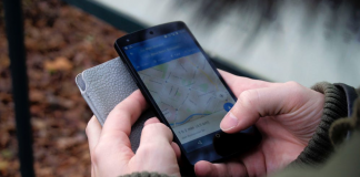 How to share location via SMS on Android smartphones