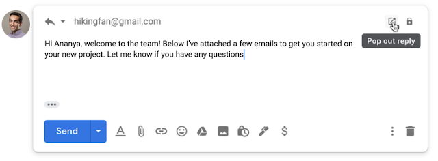 Pop-Out-Reply How one can Ship A number of Emails as an Attachment in Gmail