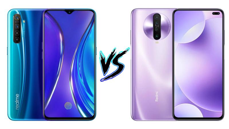 Realme X2 vs Redmi K30