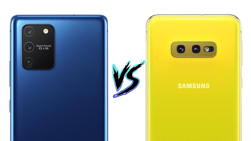Galaxy S10 Lite vs Galaxy S10e