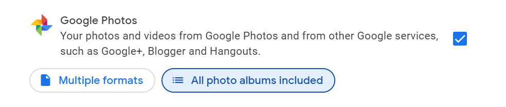 How to Move Google Photos From One Account to Another