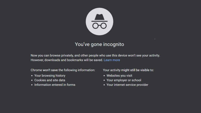 Guest Mode vs Incognito Mode Chrome