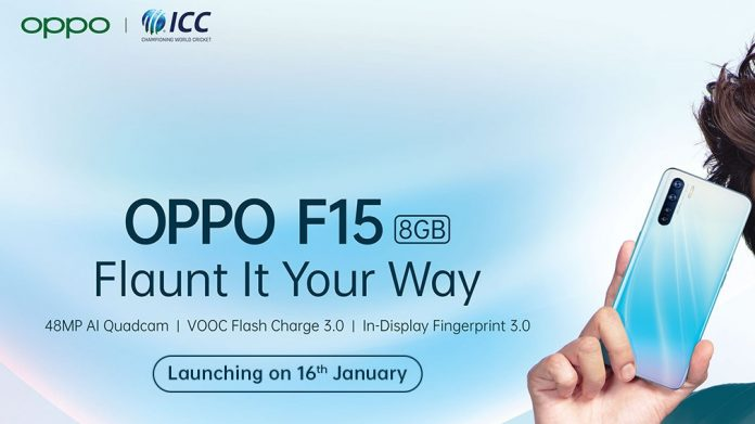 OPPO-F15-India-launch