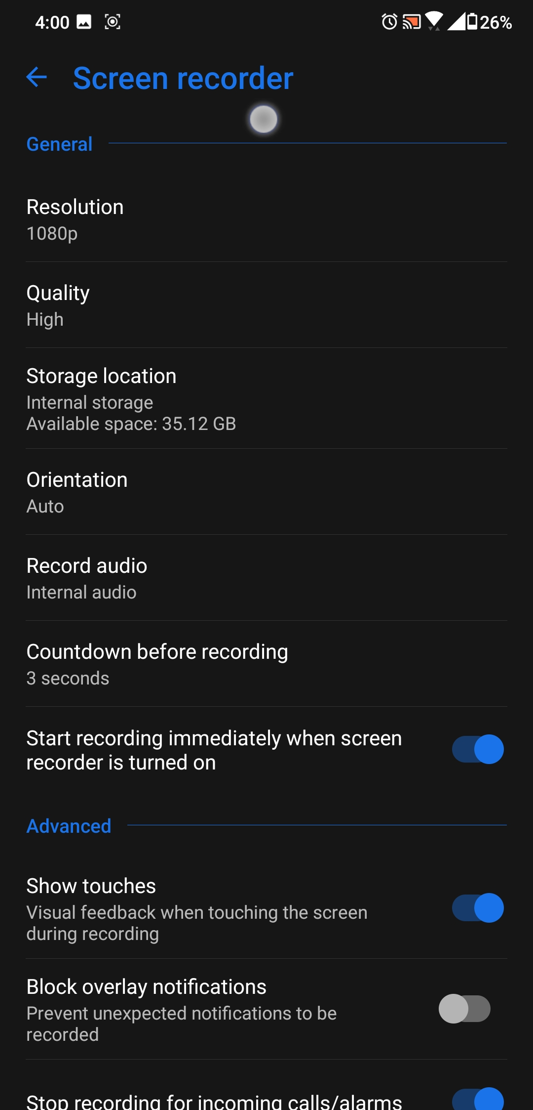 Screenshot_20200113-160046 ASUS Zenfone 5Z Android 10 Replace: New Options, Change in UI & Efficiency