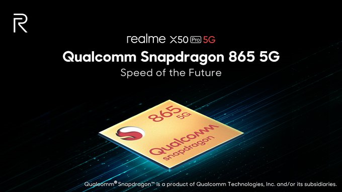 ERC6-8fU4AEwQIC Realme X50 Professional 5G Launching in India on February 24: Options, Specs & Value