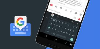 GBoard- Best Ad-free Keyboard Apps for Android