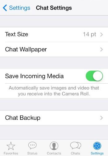 Fix WhatsApp Images Not Showing in Gallery iOS