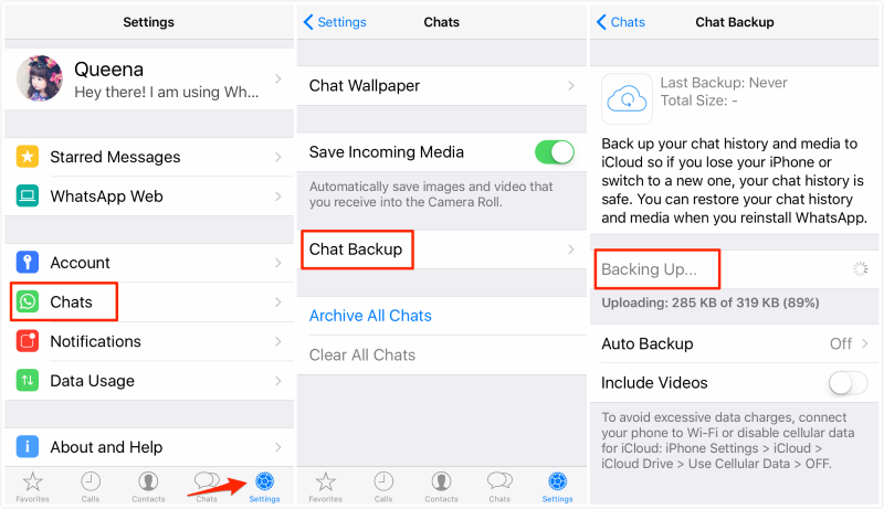 Working Method to Restore WhatsApp Chats on iPhone