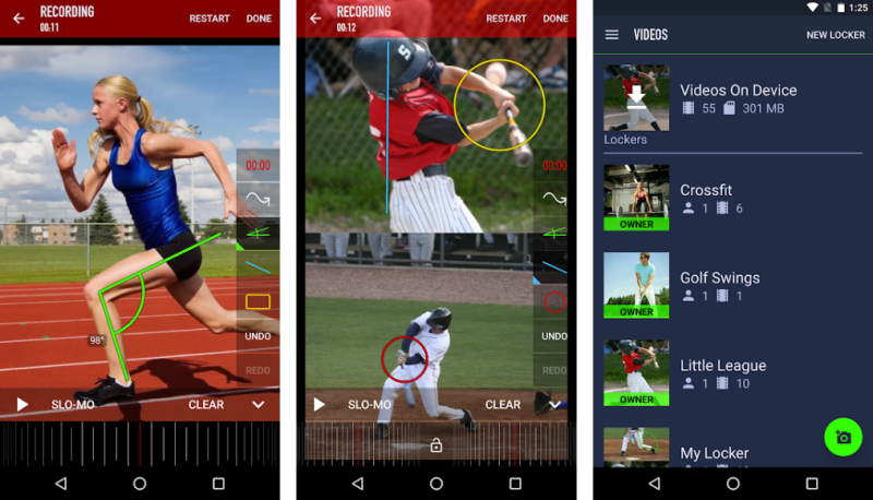 Apps to Create Slo-mo videos on Android