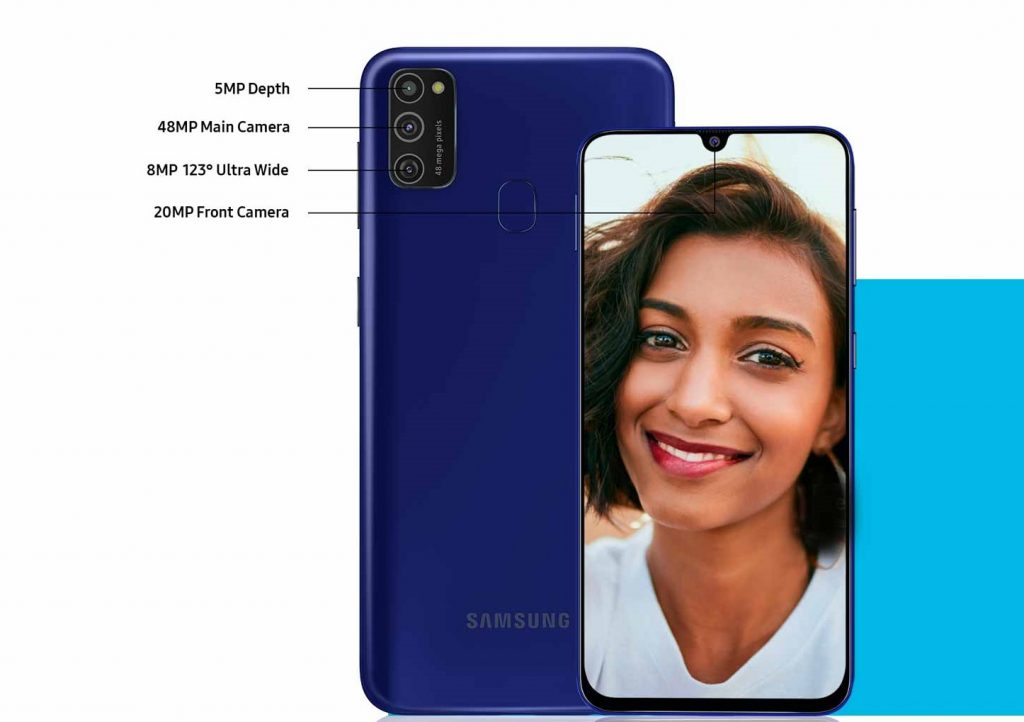 LaunchM21_v4_02-07-1024x722 Samsung Galaxy M21 Launched in India Beginning at Rs. 12,999: Full Specs & Availability