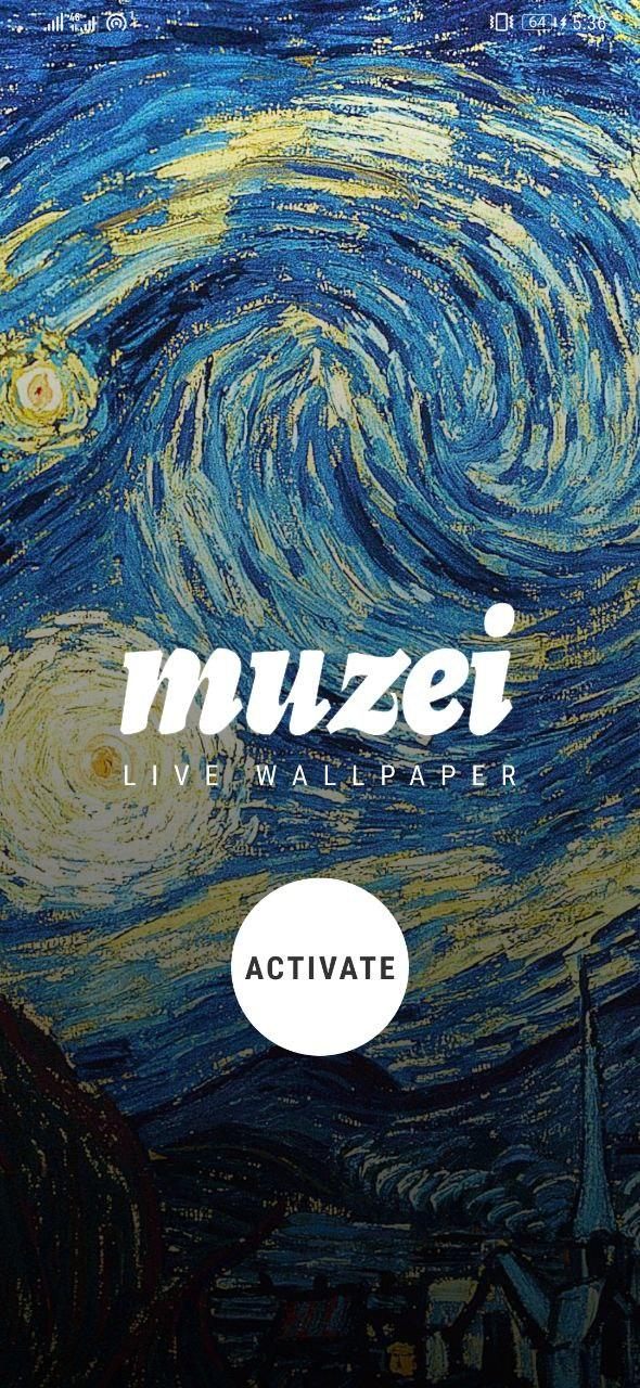 Muzei- Best Live Wallpaper Apps for Android