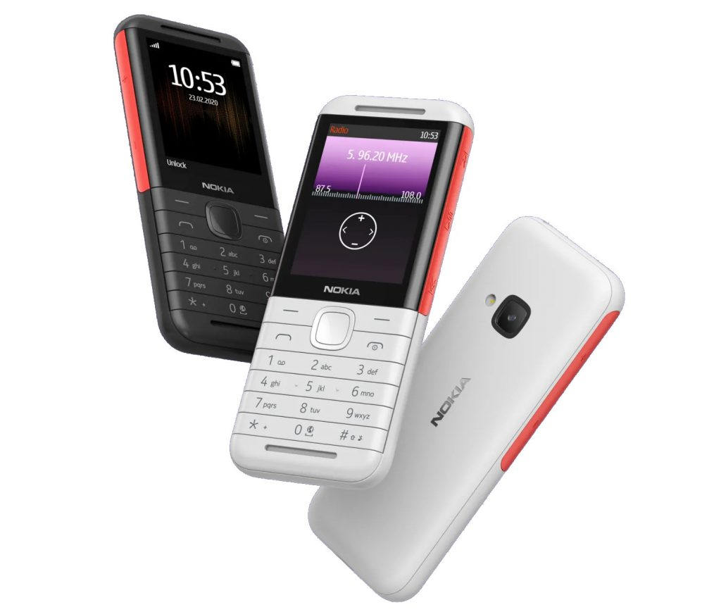 nokia5310_Nokia 1.3 Android 10 Go Edition, Nokia 5310 Feature Phone Launched: Features, Specs ...