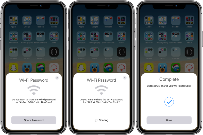 How To Share Wifi Without Sharing Password Gadgets To Use