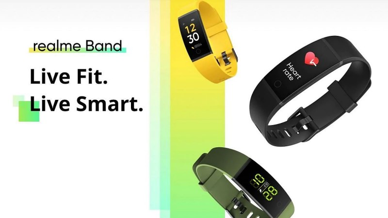Realme Band vs Mi Band 4 vs Honor Band 5