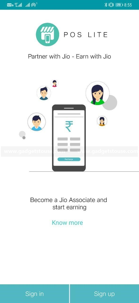 Earn money online using Jio SIM