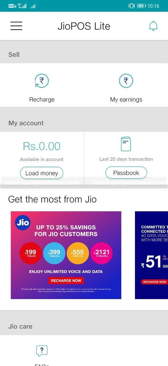 Earn Money Using Jio
