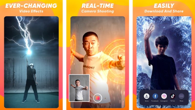 Magi+ - Best Magic Video Effects Apps for Android