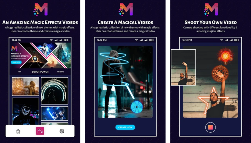 Mojo Pro- Best Magic Video Effects Apps for Android