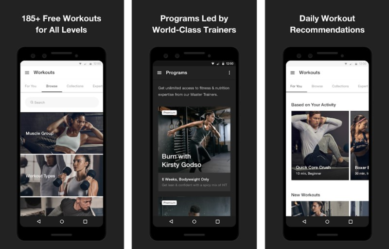 Fitness Apps to Workout at Home